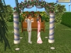 Owen and Lucia get married in the Park