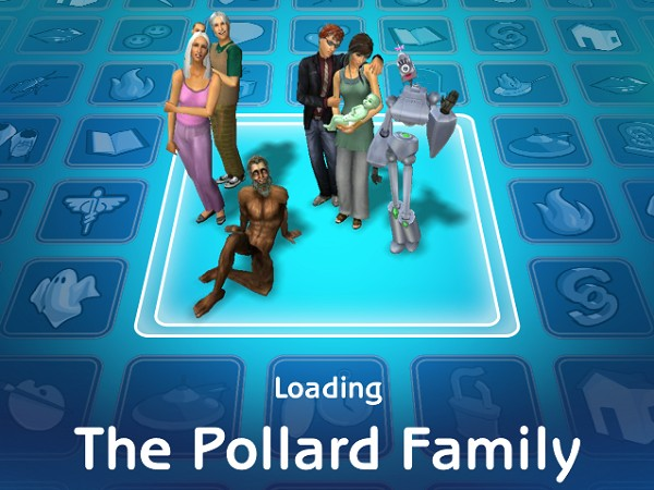 Returning to the Pollard household