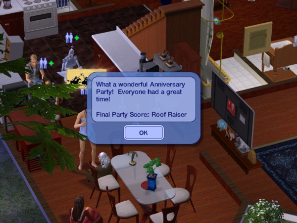 And the Anniversay Party was a success.