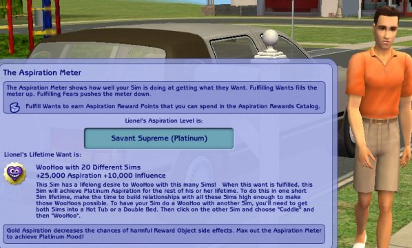 New LTW: Woohoo with 20 different Sims