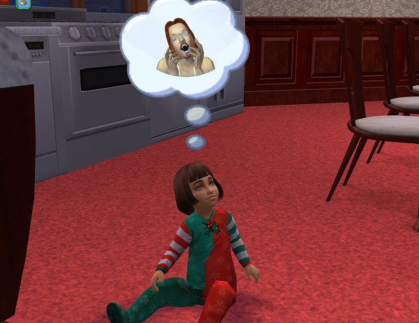 A final look at Lily as a toddler