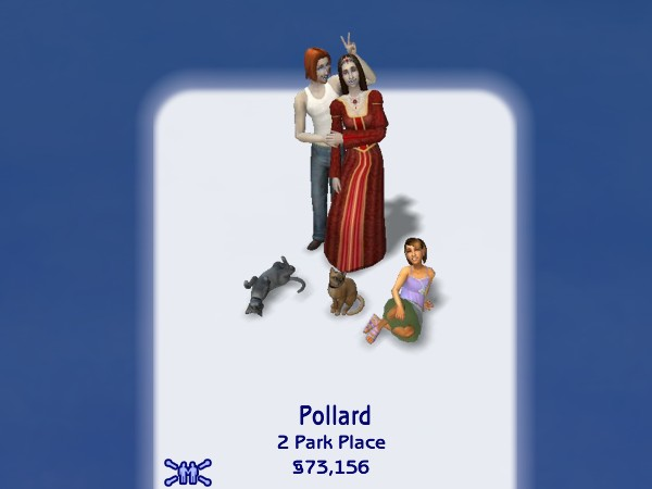 Returning to the Pollard 2 family