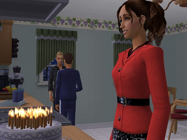 Kaitlyn reaches her Elder birthday