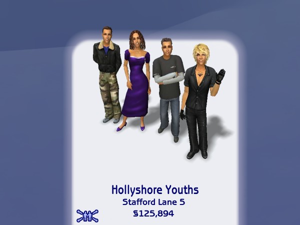 End of Round 5 - Hollyshore Youths Greek House status