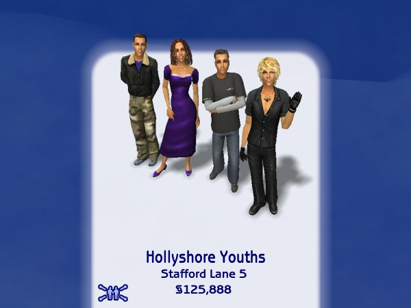 Returning to the Hollyshore Youths Greek House